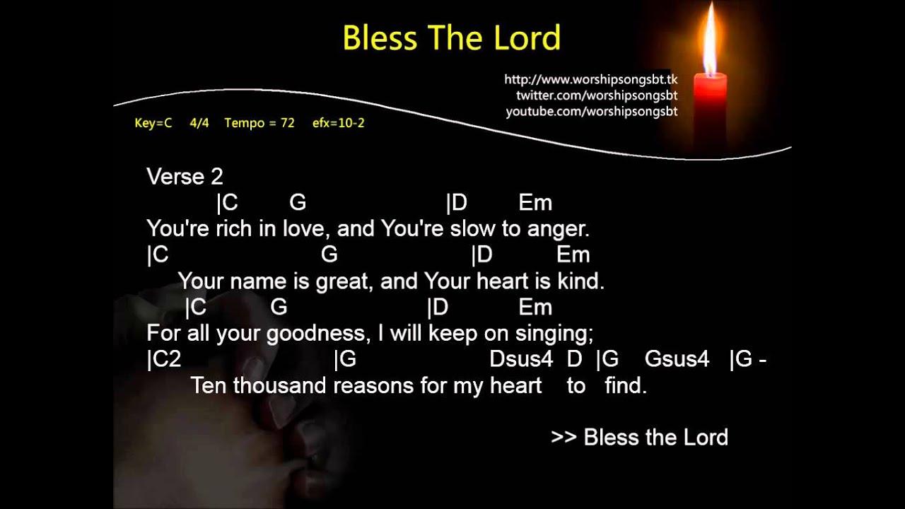matt-redman-bless-the-lord-d-worshipsongsbt