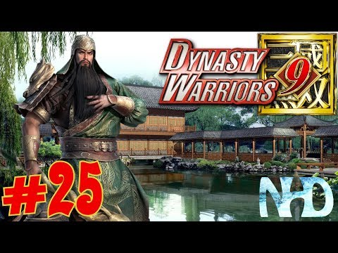 Let's Play Dynasty Warriors 9 (pt25) Guan Yu - Counties of Jing