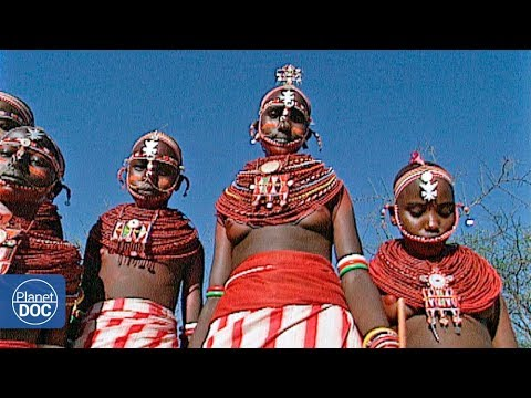 Tribe Maturity Ceremony. Samburu National Reserve