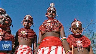 Tribe Maturity Ceremony. Samburu National Reserve