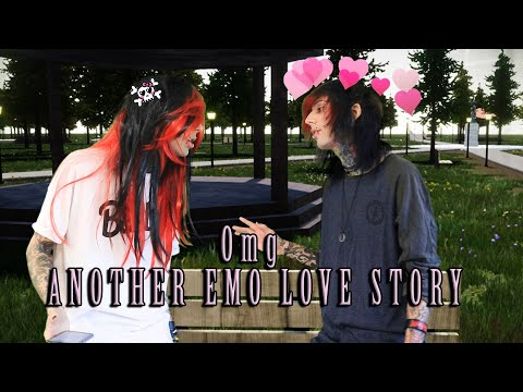 How To (NOT) Talk 2 GIRLS (sad Emo Love Story)