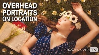 Overhead Portraits On Location: Take and Make Great Photography with Gavin Hoey