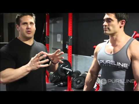 Build Bigger Arms, and Lose Fat With Pureline Nutrition Fit Vids Episode 1