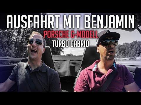 JP Performance – Ausfahrt mit Benjamin | Porsche G-Modell Turbo Cabrio