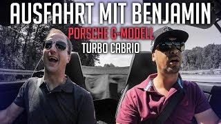 JP Performance - Ausfahrt mit Benjamin | Porsche G-Modell Turbo Cabrio