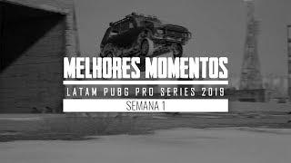 Melhores Momentos LPPS 2019 - Semana 1