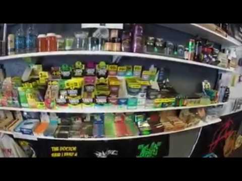 Galactic Smoke and Record Shop