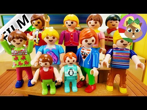 Playmobil Film Magyar /  Ha a Vogel Családnak 10 gyermeke lenne.