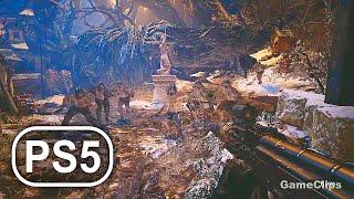 RESIDENT EVIL 8 VILLAGE Chris Redfield PS5 Gameplay 4K ULTRA HD
