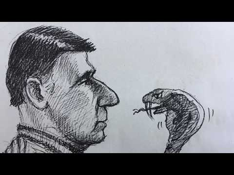Jack Martin Draws an Art School's Cast of Characters