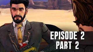 Tales from the Borderlands Episode 2 - Walkthrough Part 2 - Atlas Mugged