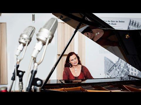 Maurice Ravel - Jeux d'eau.  Beatrice Berthold, Klavier