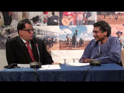 Danny Jordaan with Jay Naidoo - Part 2