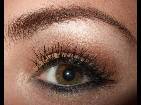 9aa34a35437 False flares/individual lashes application tutorial - YouTube