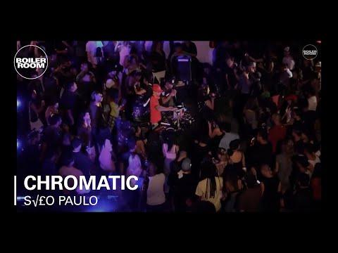 Chromatic Ray-Ban x Boiler Room 020 Unplug DJ Set