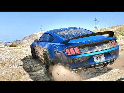 GTA 5 REAL LIFE MOD #538 - LET'S DRIVE!!! (GTA 5 REAL LIFE MODS)