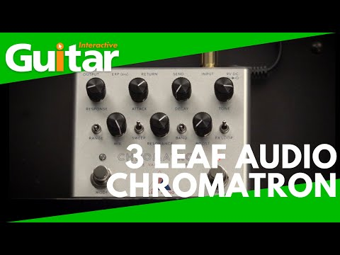 3 Leaf Audio Chromatron Envelope Filter Pedal | Review