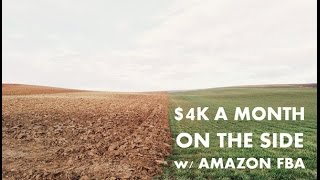 4k a month on the side with amazon fba clearance arbitrage