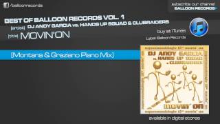DJ Andy Garcia vs. Hands Up Squad & Clubraiders - Movin