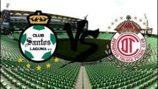 Repeticion: Santos Laguna vs Toluca Liga MX Clausura 2018 Liguilla Final IDA Partido Completo | UDN