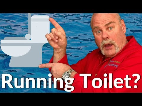 How To Fix A Running Toilet | DIY Plumbing | The Expert Plumber