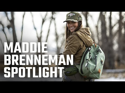 BeAlive - Chasing Trout With Maddie Brenneman, Top Fly Fishing Guide