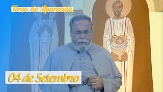 Terço de Aparecida com Pe. Antonio Maria – 04 de Setembro de 2020