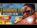 1 ROADHOG TIP for EVERY HERO ft. DrRiku