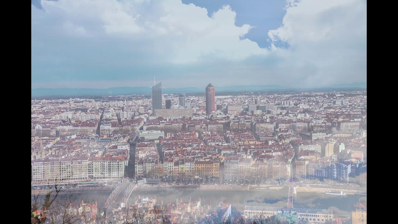 Timelapse Lyon