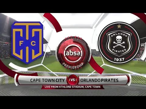 Absa Premiership 2018/19  | Cape Town City vs Orlando Pirates