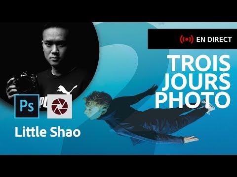 Trois Jours Photo 2/3   Une journée avec Little Shao   Adobe France
