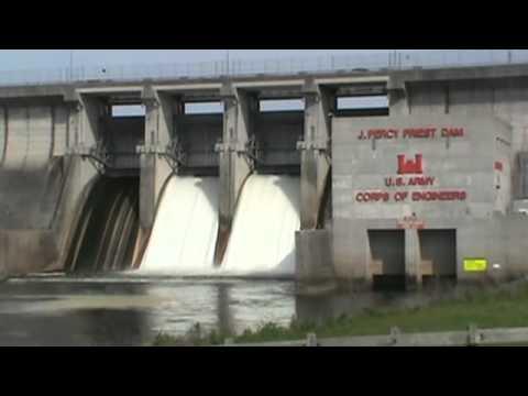 J Percy Priest Dam