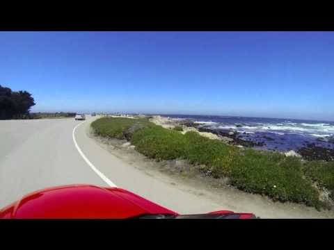 Pacific Coast Highway Roadtrip - San Fran to L.A. - Shot with GoPro Hero3