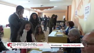 Պատգամավորության թեկնածու Արթուր Գևորգյանը քվեարկեց հզոր ու զարգացող Հայաստանի օգտին
