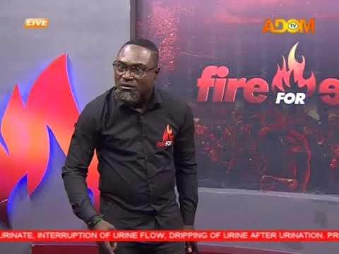Fire 4 Fire on Adom TV (12-12-17)