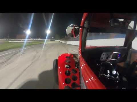 Anderson Speedway Legends Feature WIN(Sam Butler)
