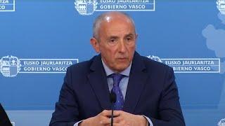Gobierno Vasco pide limitar los viajes a las zonas de Italia con coronavirus