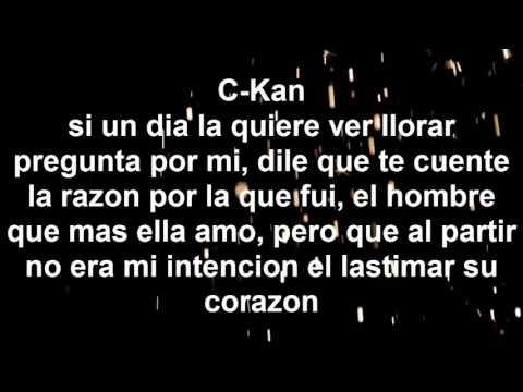 C-Kan Ft Mc Davo Round 2 Con Letra (2016)
