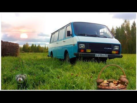 Multivan из СССР.  Автодом из Раф 22038 за 60000 рублей.