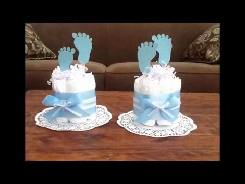 Baby Cake With Feet