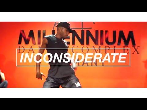 """INCONSIDERATE"" - KRISHANE ft. PATORANKING | MIGHTY MYKELL Choreography"
