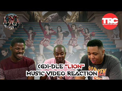 (G)I-IDLE Lion Music Video Reaction