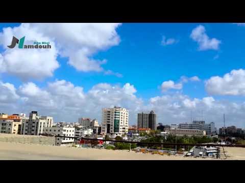 Gaza- Time Lapse تايم لابس -غزة
