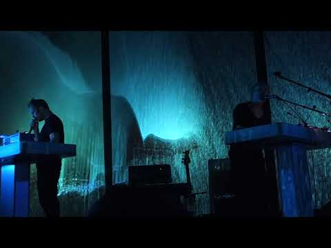 Thom Yorke - Cymbal Rush @ The Fonda Theatre December 12, 2017
