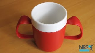 Thermo Safe 2 Handled Mug - Red/White Review