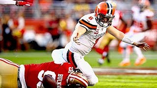 The Voice of REason: Ryan Leaf on Baker & the Browns' Disappointing Season | The Rich Eisen Show