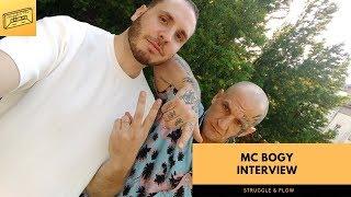 MC Bogy über das Album 100%, Kool Savas,Veysel, B-LASH, Davud, TV Strassensound, Stallone, Yukmouth