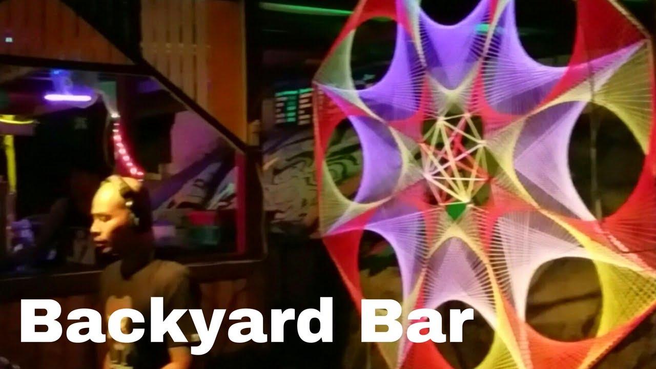 Backyard Bar Koh Phangan