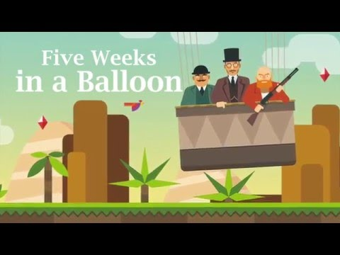 5 Weeks in a Balloon - trailer