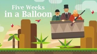 5 Weeks in a Balloon